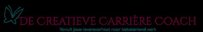 De Creatieve Carrière Coach Logo